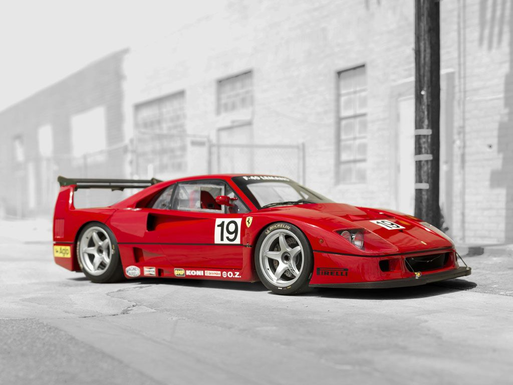 1994 Ferrari F40 LM at Monterey RM auction this summer. You can lease it through Premier. Apply online for auction pre-approval. #Ferrari #LeaseAFerrari #MontereyAuction