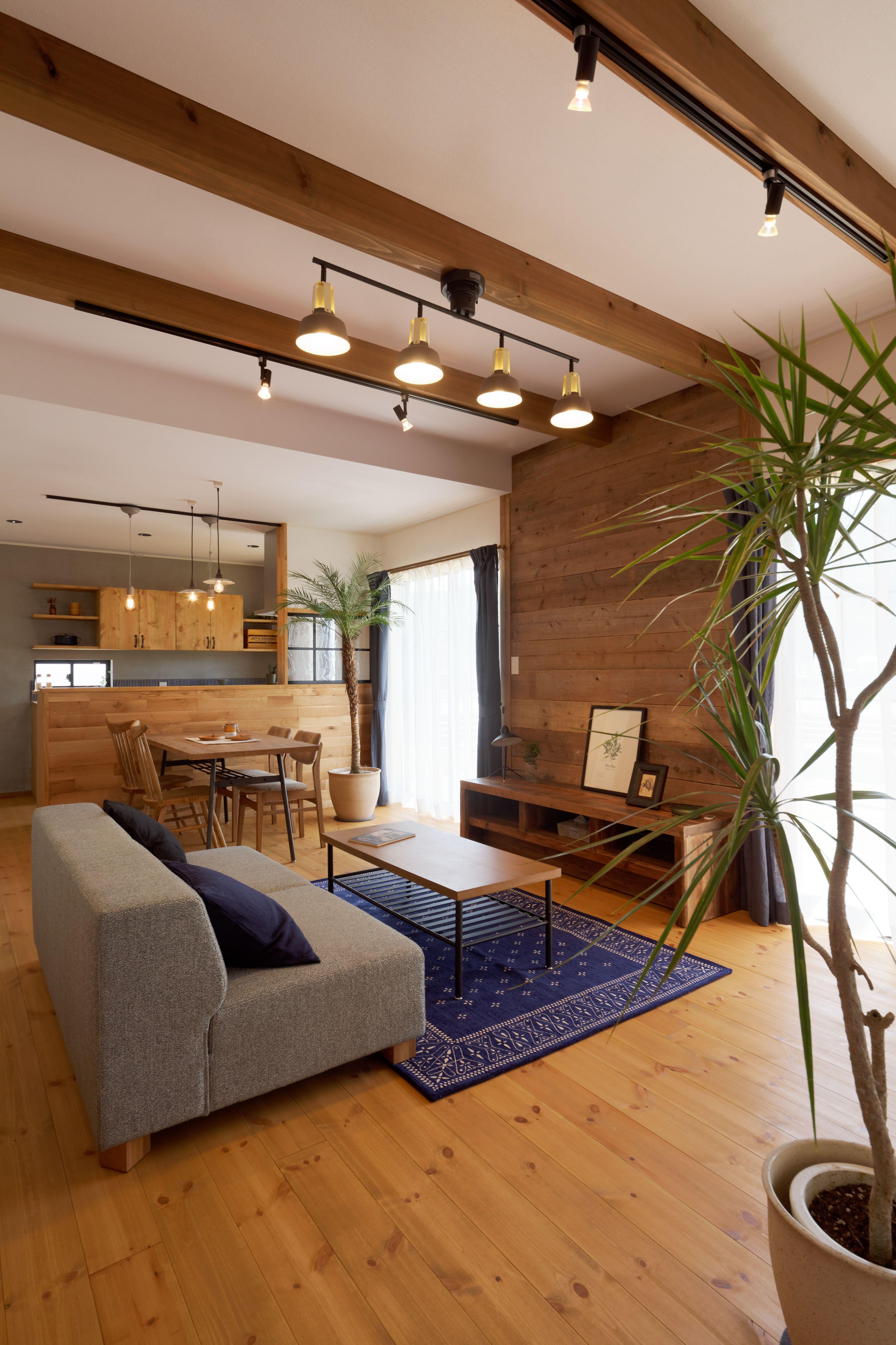 デザイナーズカフェのようなジャンクスタイルの家 ゼストの写真集 倉敷