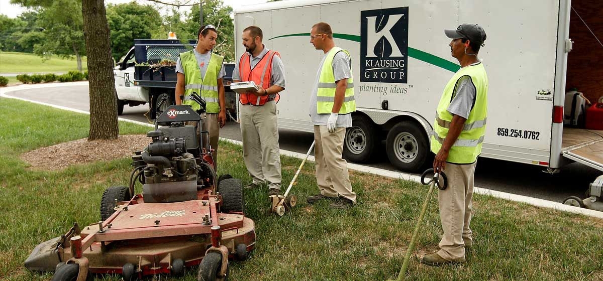 Wrapping Landscaping & Lawn Care Vehicles Ideas, Examples