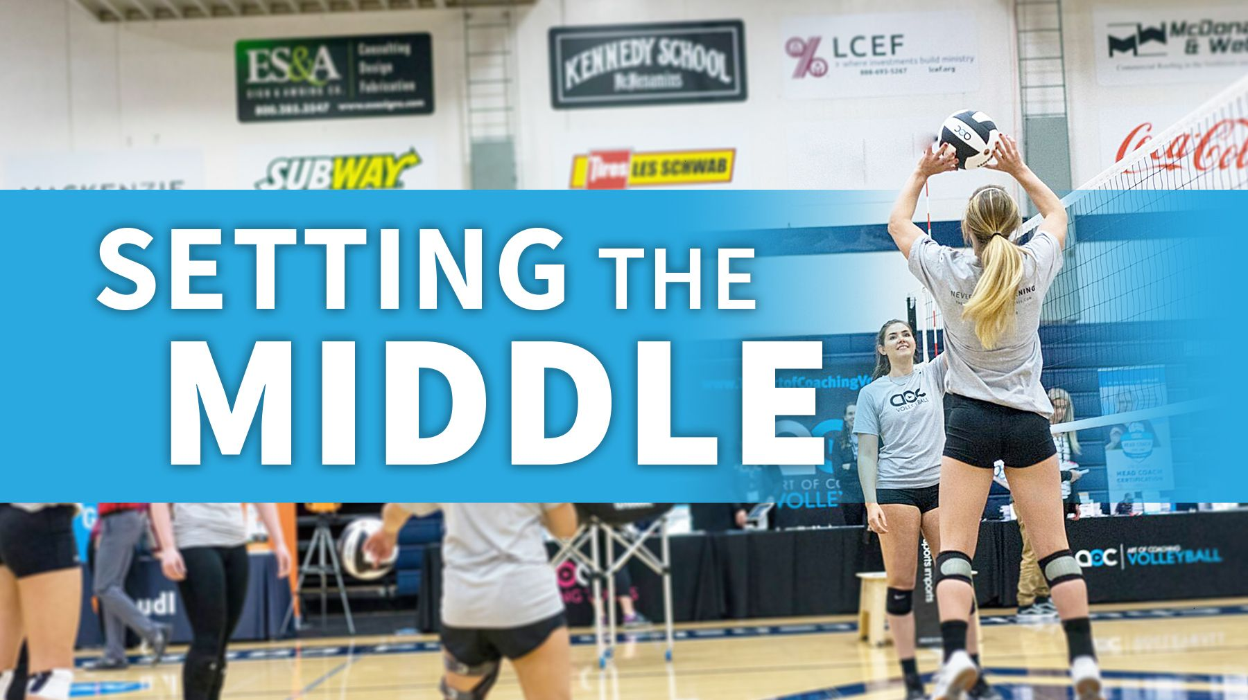 How To Train Your Setter Setting The Middle Coaching Volleyball Volleyball Drills Volleyball