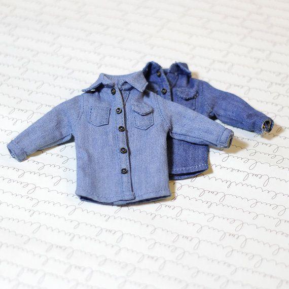 Shirt for Blythe blythe/azone xs/licca/jerryberry by MissDADA123