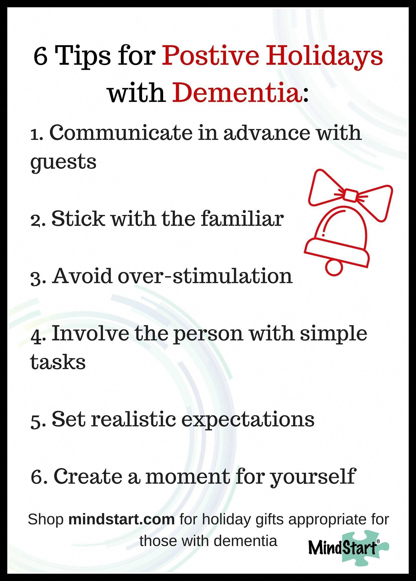 Caregiver tips for holidays and dementia elderlycaregiver