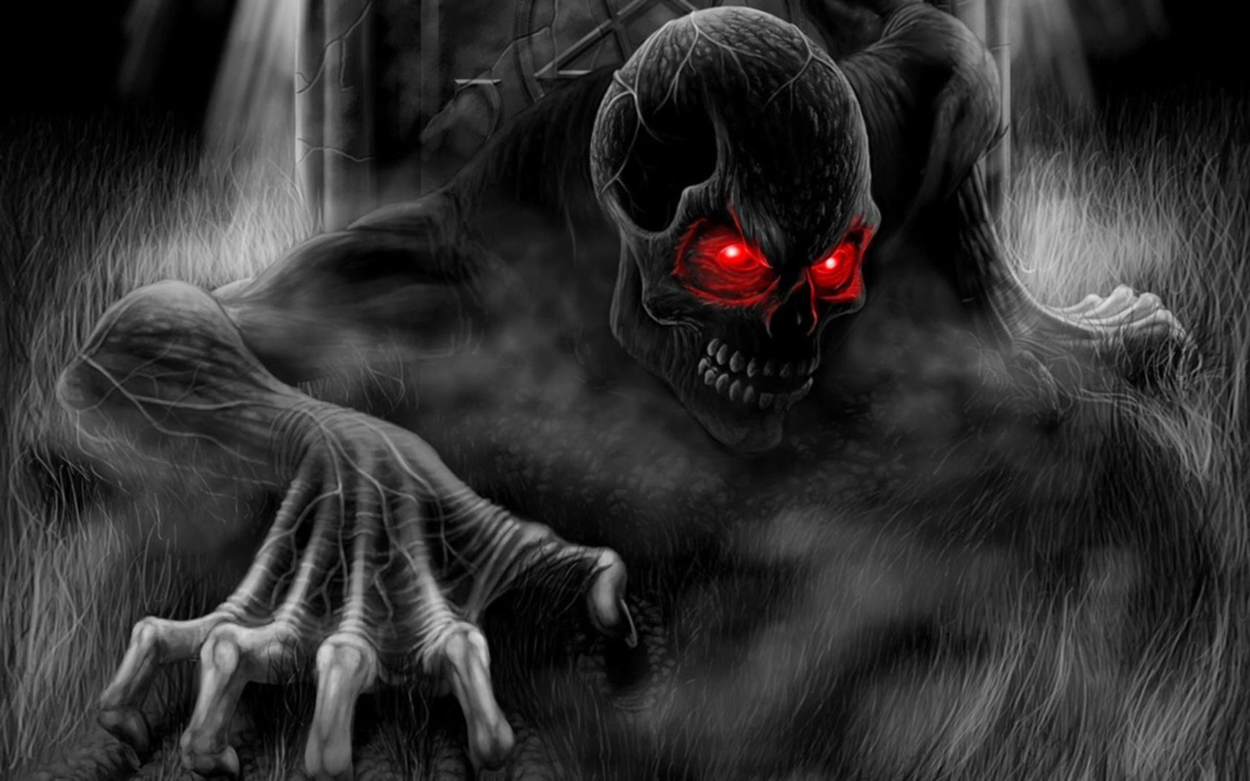 Angry skeleton with red eyes wallpaper hd httpimashonw wallpaper voltagebd Gallery