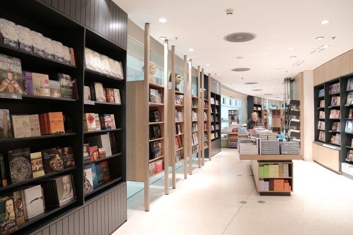 British Museum Bookshop By Lumsden Design London UK