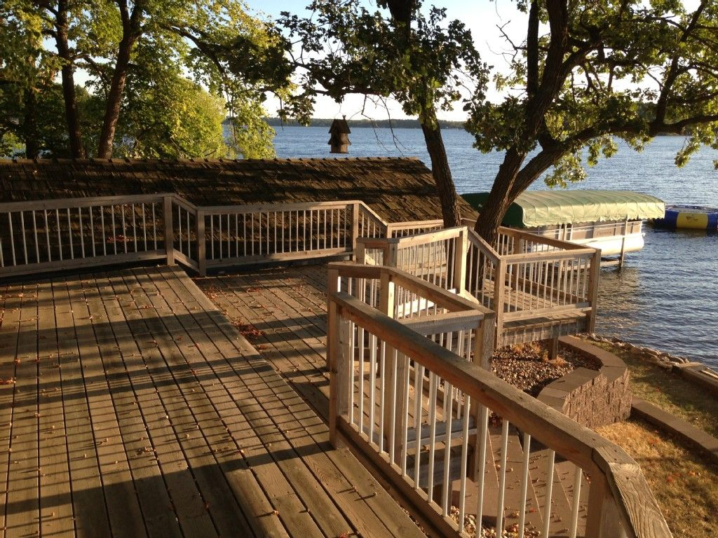 Waterfront, Lake Sylvia Cabin w/ Massive Deck... - VRBO | Vacation ...