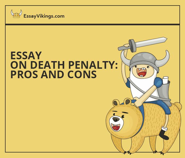 death penalty pro essay