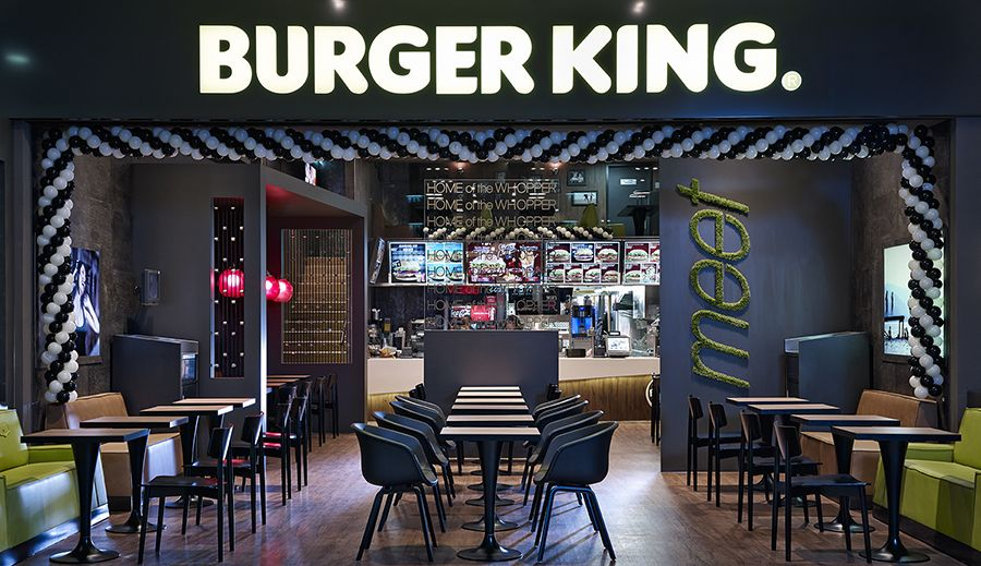 Basic collection burger king budapest place