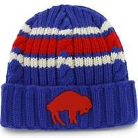 Day 10 of the 12 Days of HIliday Deals - discounted Buffalo Bills knit hat 41ebdc06eaa