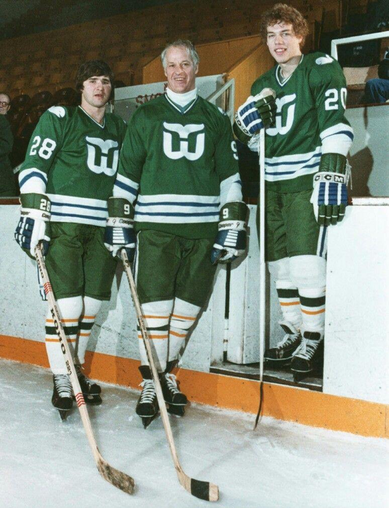 Gordie Howe | Hartford Whalers | NHL | Hockey | Hurricanes hockey, Hartford  whalers, Hockey fans