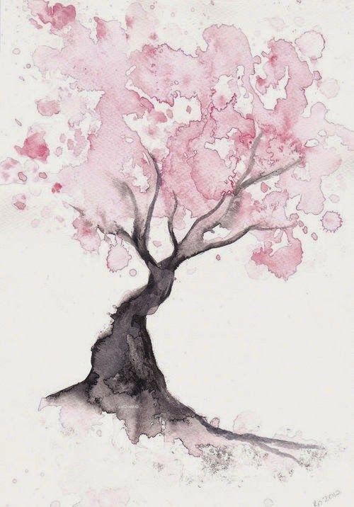 Resultat dimatges de flores tumblr acuarela  dibujos  Pinterest