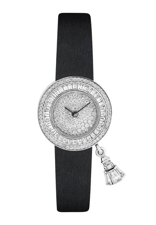 La montre Sweet Charm's Pavée de Van Cleef & Arpels
