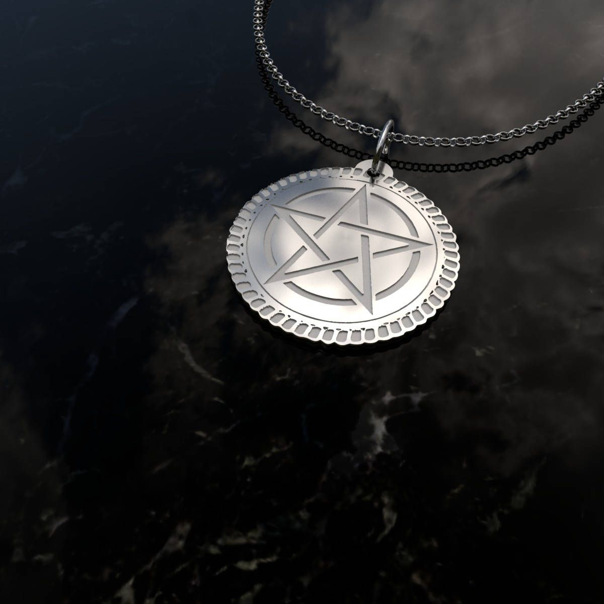 Wiccan pentagram pendant small pentagram pendant sterling silver wiccan pentagram pendant small pentagram pendant sterling silver pentagram pendant aloadofball Choice Image