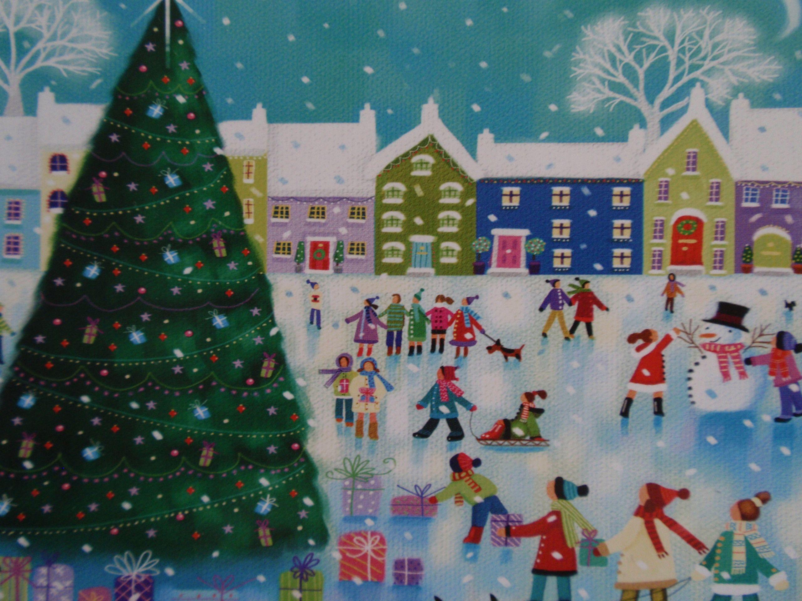 Unicef postcard :) | Postcards | Pinterest | Christmas cards ...