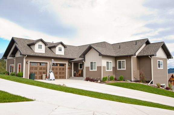 Westside classic - Sussex Construction, Helena, MT. http://www.sussexconstruction.com