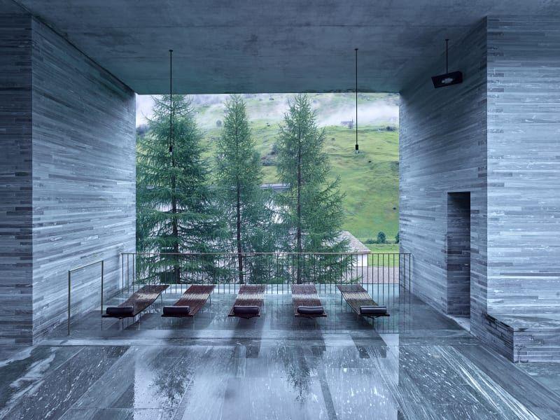 Peter Zumthor, Morphosis Architects / Thom Mayne, Fabrice