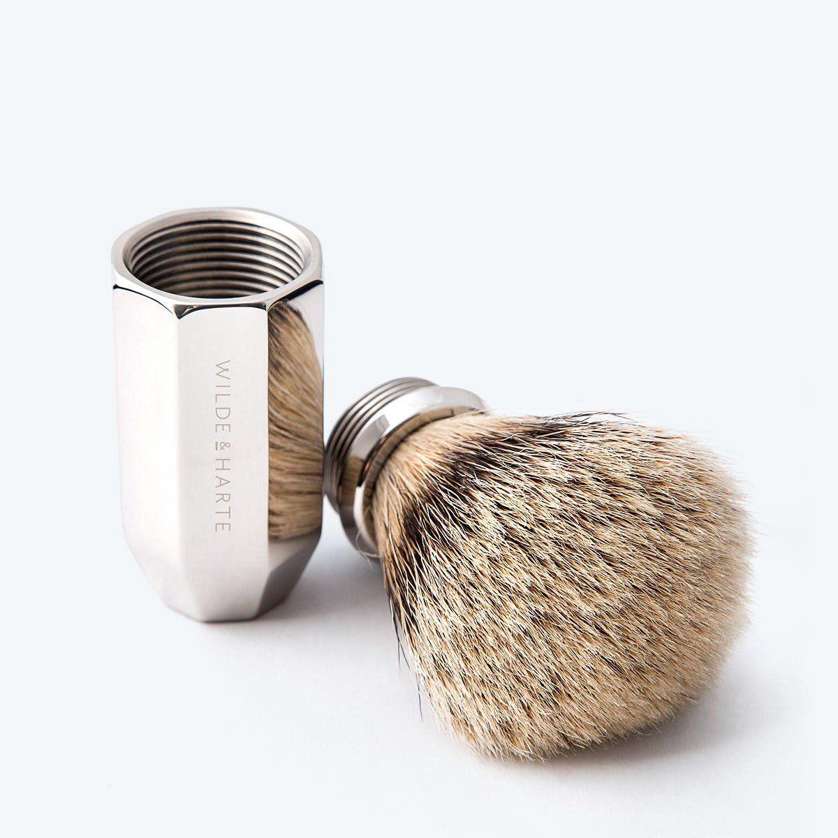 Wilde & Harte Traditional Design Safety Razor & Shaving