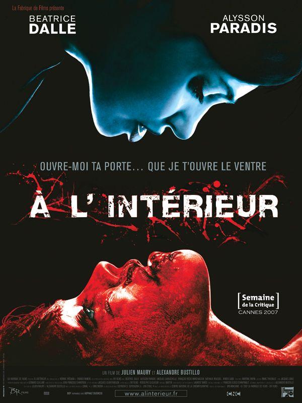 À L\'intérieur (2007) - Julien Maury and Alexandre Bustillo | Cold ...