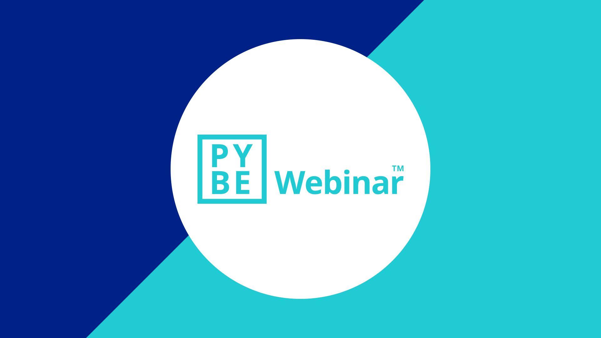 """다음 @Behance 프로젝트 확인: """"PYBE Webinar ™"""" https://www.behance.net/gallery/45936899/PYBE-Webinar-"""