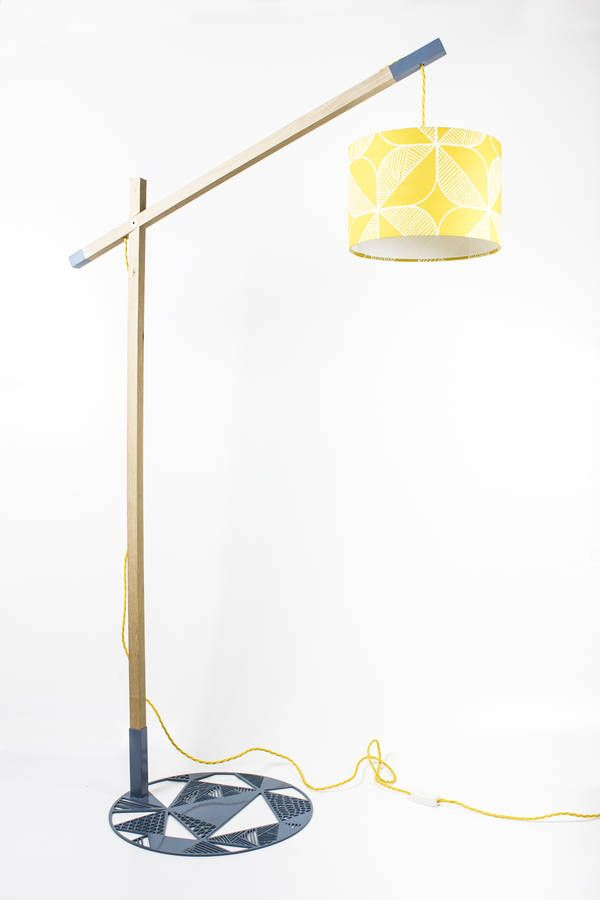 Limited Edition Oak Floor Lamp Stand Floor Standing Lamps Floor Lamp Oak Floor Lamp