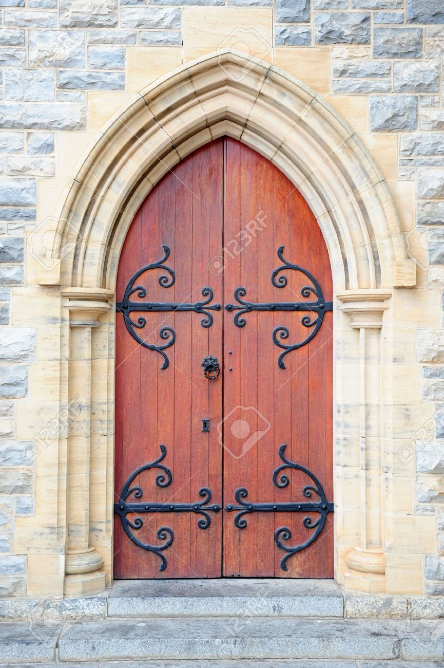 Here You Can See The Church Door Clipart Collection. You Can Use These Church  Door Clipart For Your Documents Web Sites Art Projects Or Presentations. - Stone Door Arches & Old Stone Wall With An Arched Open Door