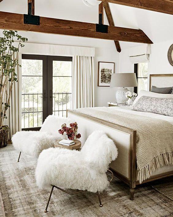 50 Cozy Farmhouse Master Bedroom Remodel Ideas: 50+ Cozy Rustic Farmhouse Bedroom Design Ideas