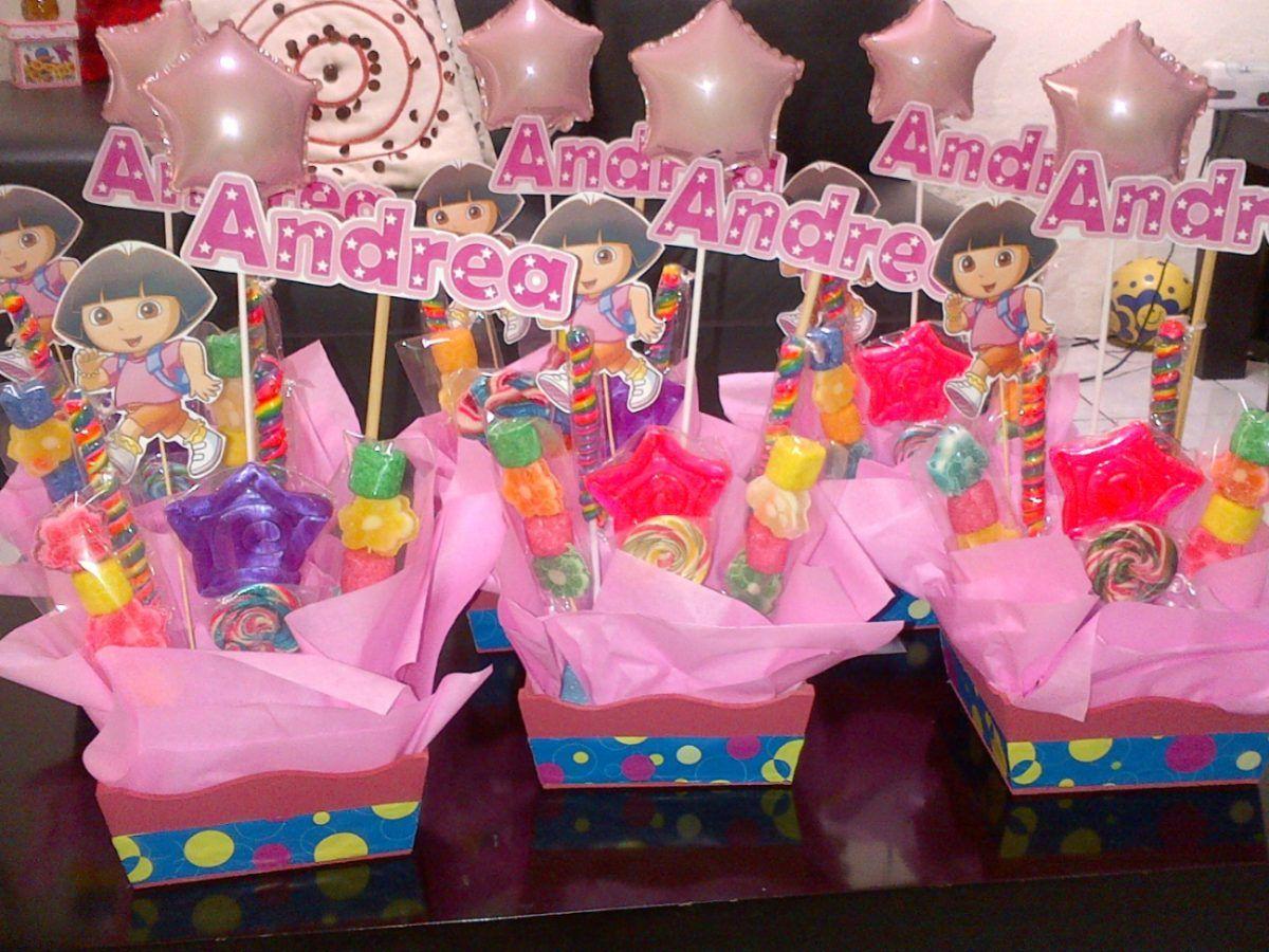 Centros de mesa para fiestas infantiles buscar con - Decoracion mesas fiestas ...