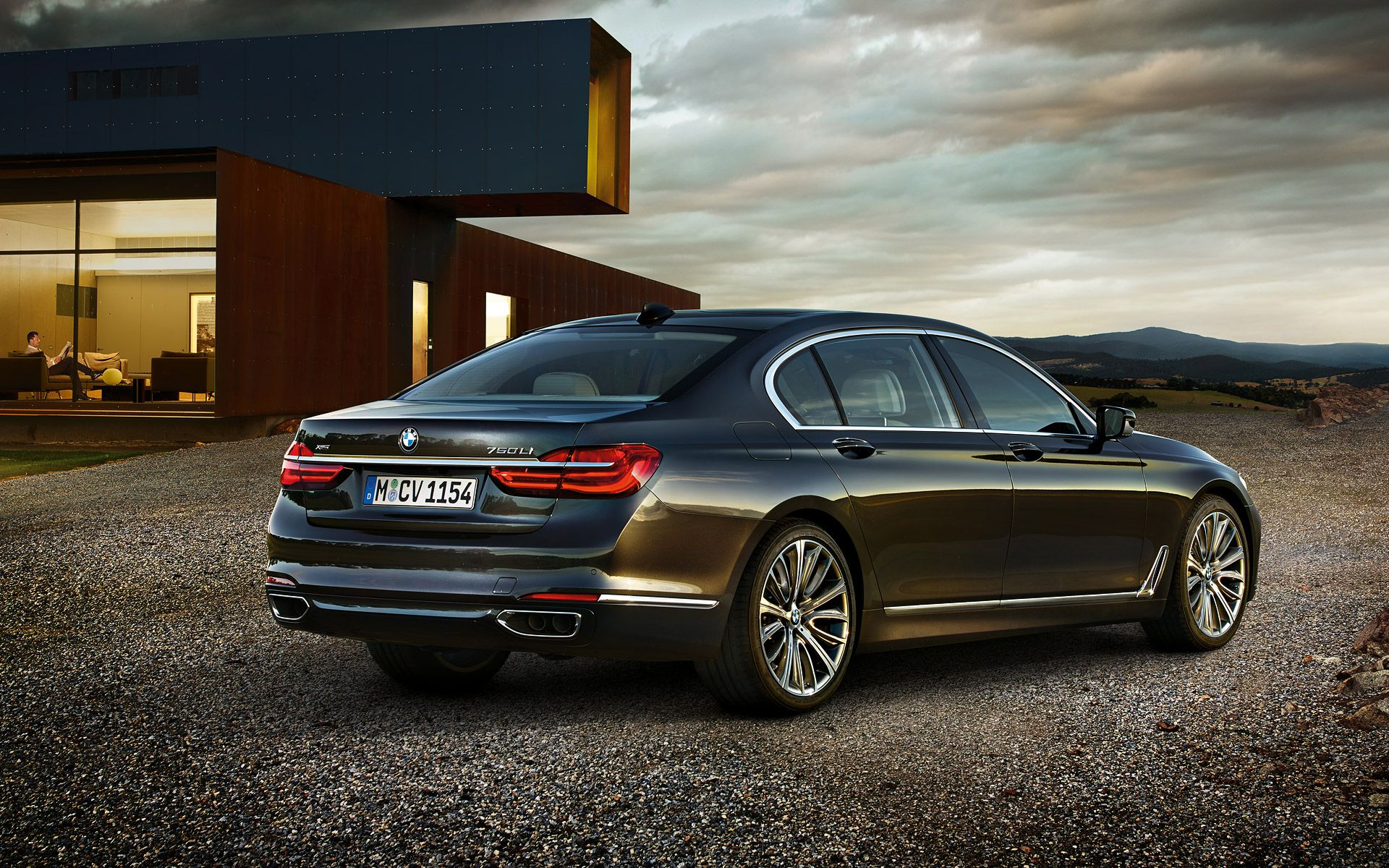 BMW 7 Series Sedan & videos Cars Pinterest