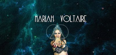 MARIÁH VOLTAIRE TRIBAL FUSION: STICKERS