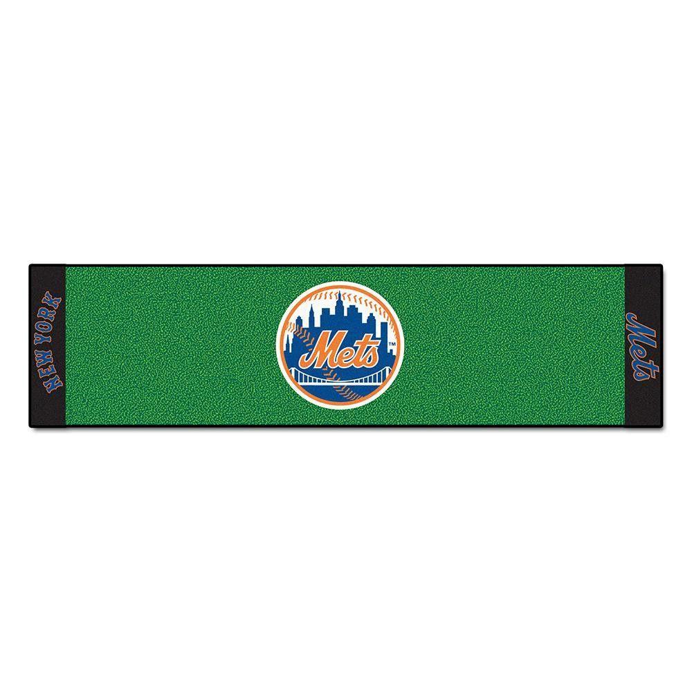 New York Mets MLB Putting Green Runner (18x72)
