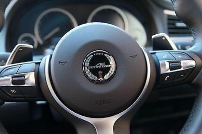 45mm BMW M Sport Steerimg Wheel Badge