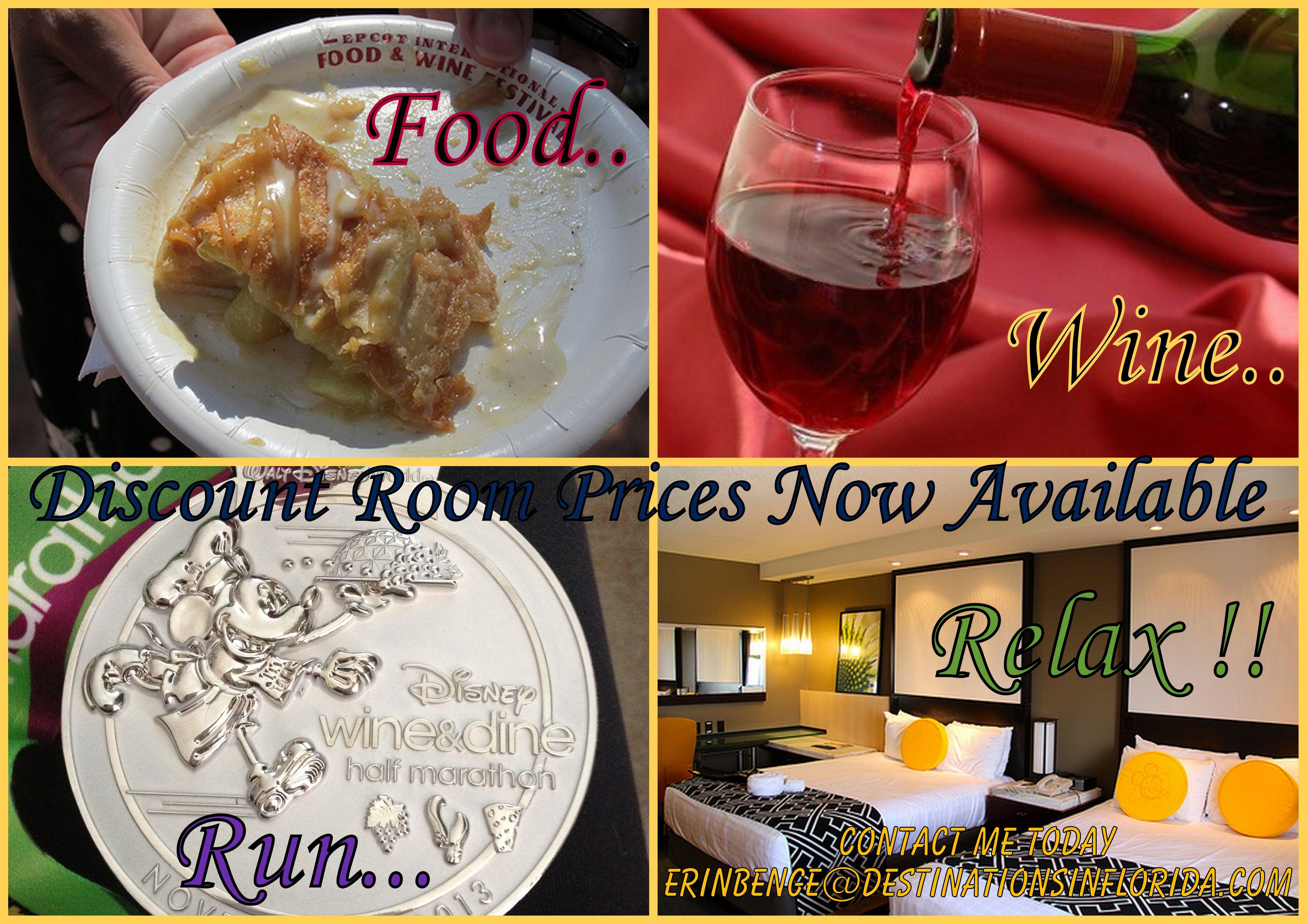 Food And Wine Half Marathon Wine Recipes Wine And Dine Food