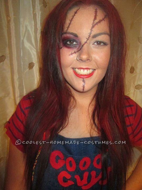 Female chucky halloween costume halloween costume contest chucky female chucky halloween costume solutioingenieria Images
