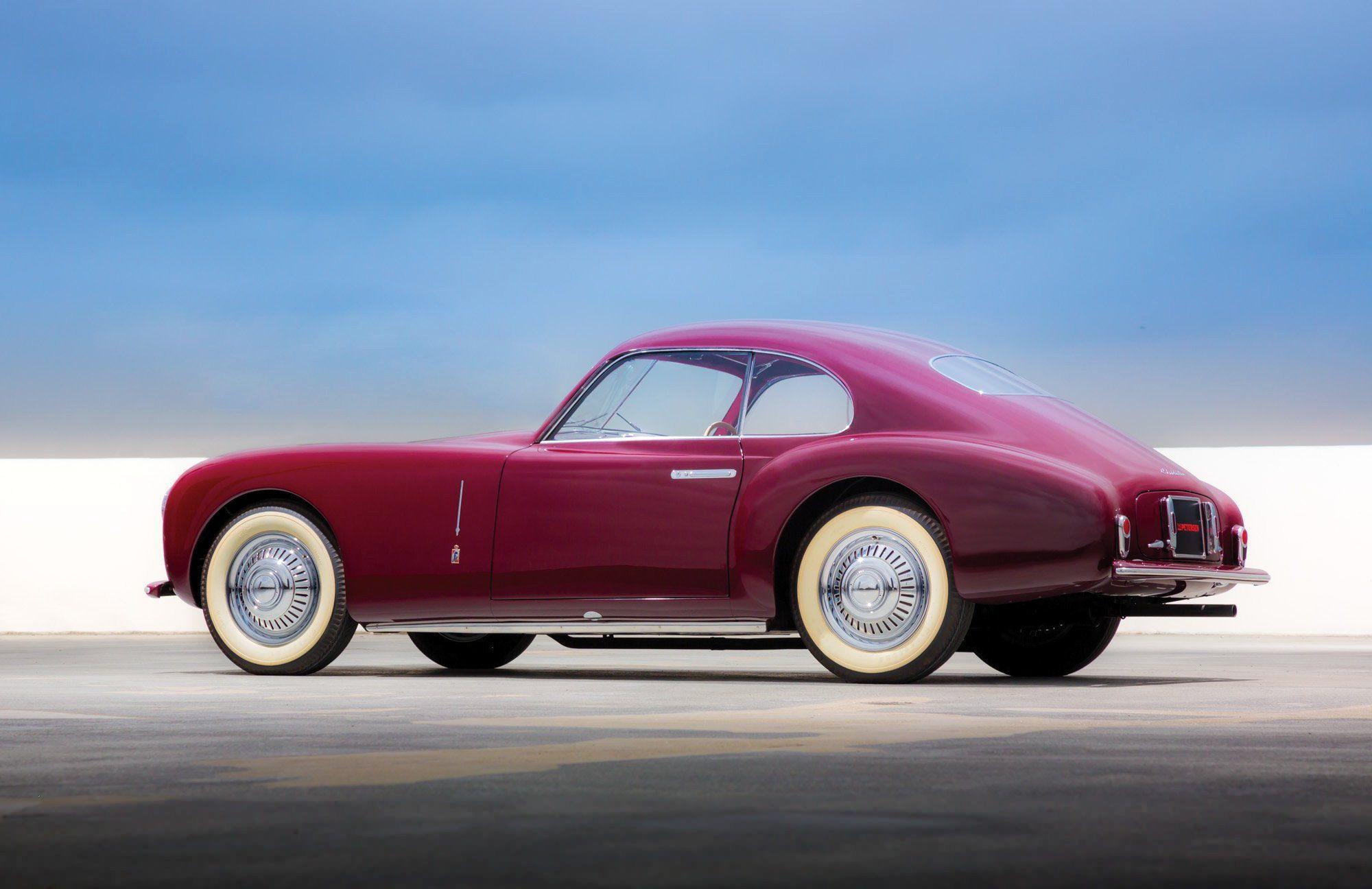 1947 Cisitalia 202 coupe Cars Pinterest