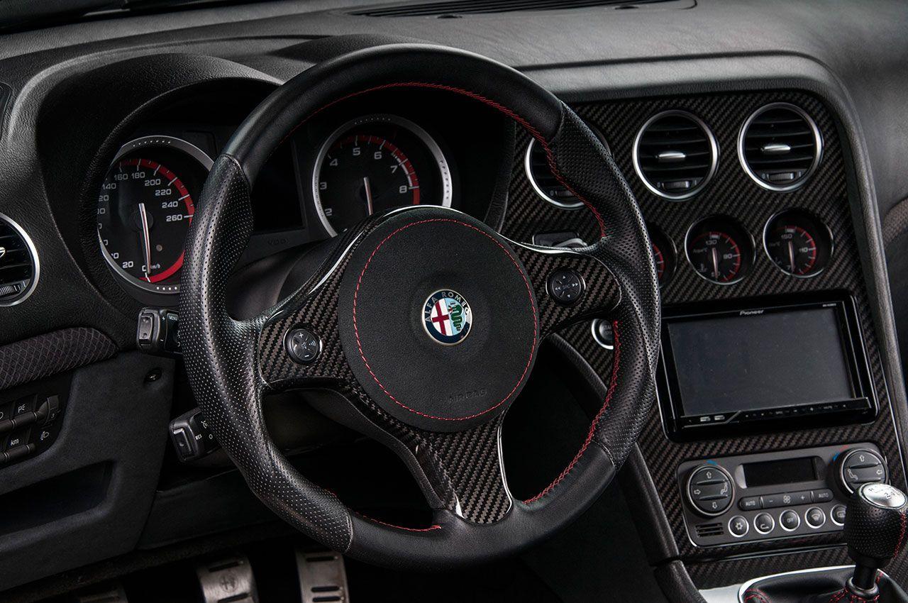 Give Us Some Carbon Fiber Alfa Romeo Brera By Vilner Alfa