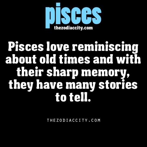 Zodiac Pisces facts.