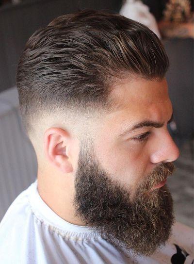 Skin Tight Fade : tight, Haircuts, Fade,, Beard, Styles,, Haircut