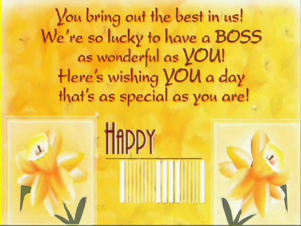 Birthday wishes boss youtube for quotes quotesgram home design birthday wishes boss youtube for quotes quotesgram m4hsunfo
