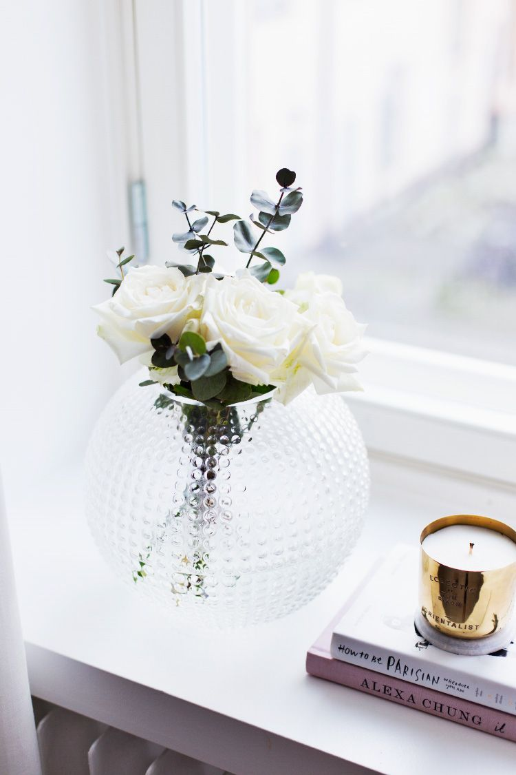 Idee Deco Vase Rond the perfect vase from eightmood | round glass vase, round