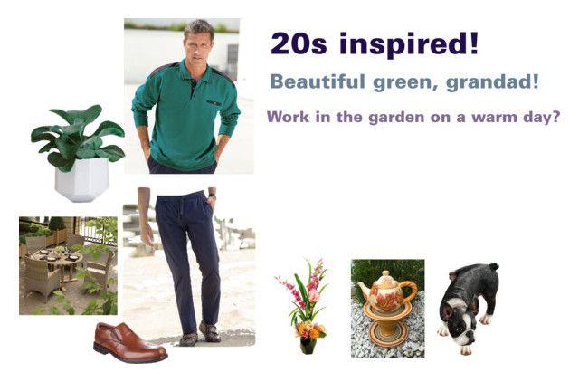 For Harold (grandad) - Grandad\u0027s ideal wardrobe by me 20s inspired