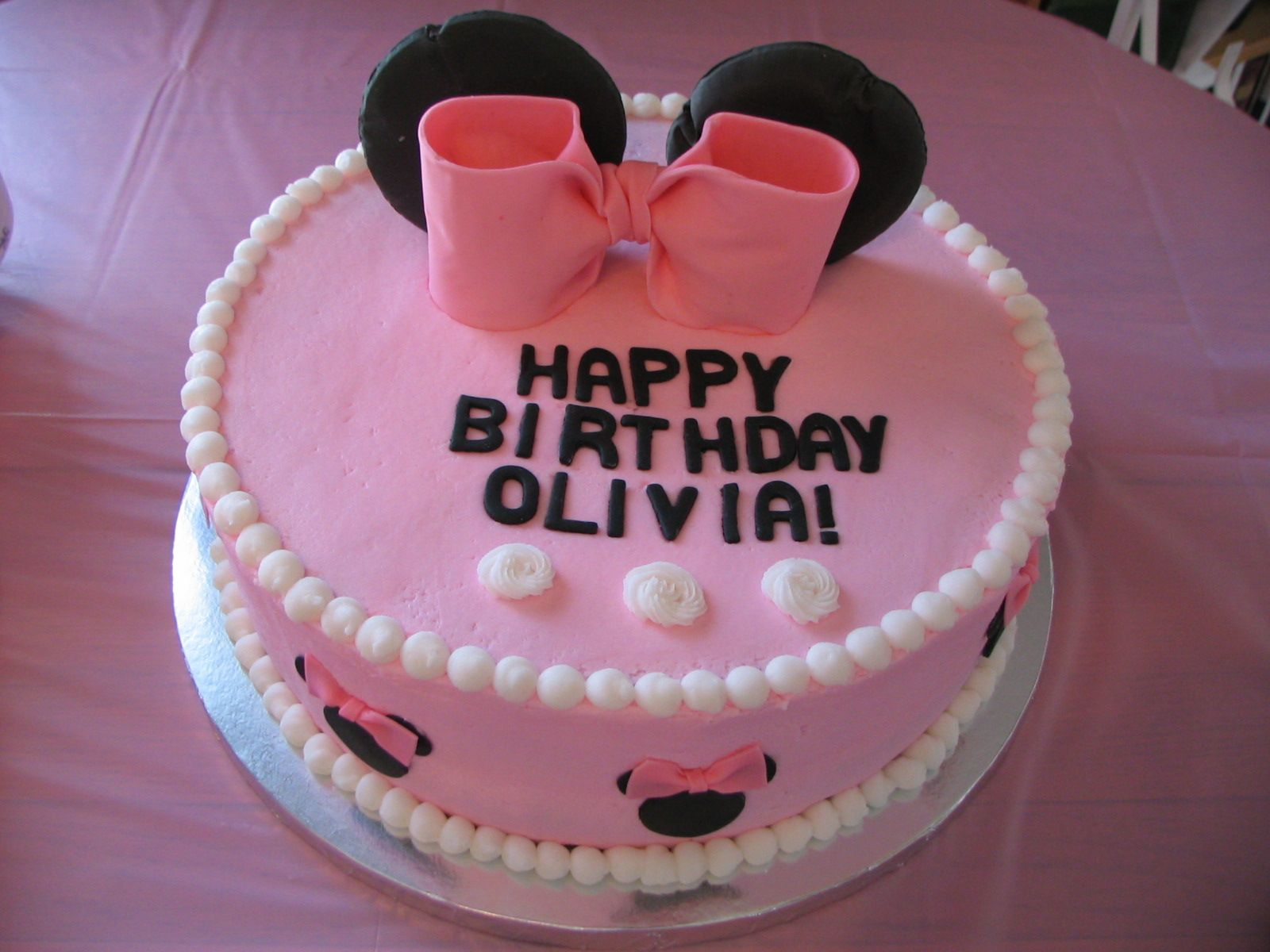 Happy Birthday Olivia Wishes Cake Images Quotes Sms Wishes