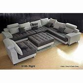 Best Of Illustration Gray Sectional sofa with Chaisedesign