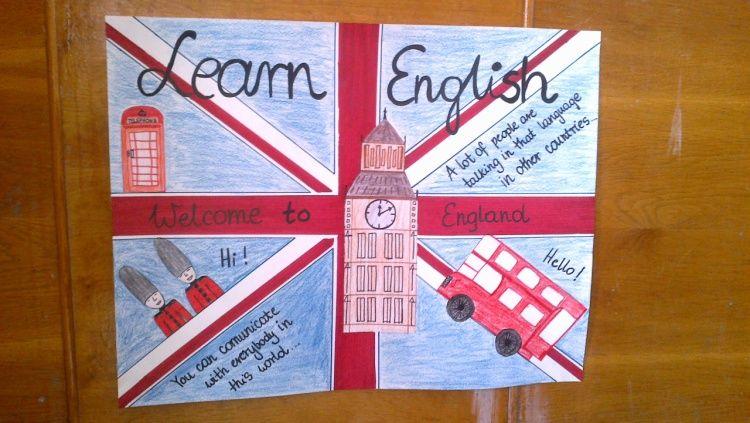 Konkurs Jezyka Angielskiego Plakat Szukaj W Google