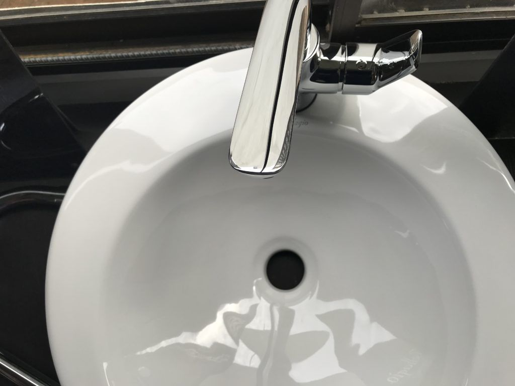 Four Essential Areas Of The Intentional Life Clean Bathroom Sink