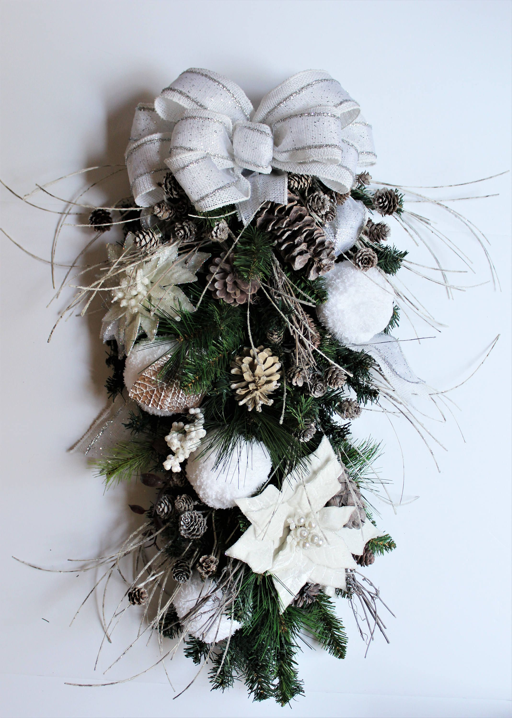this modern get from decorations ombre tree season diy trees white decor inspired christmas to