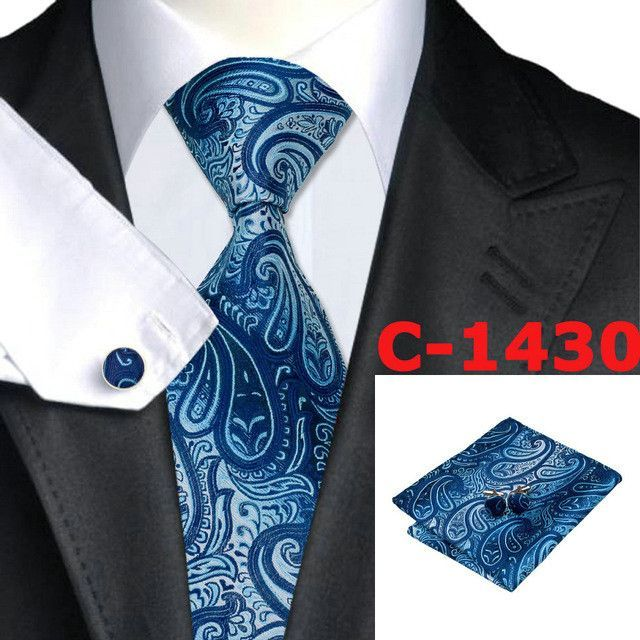 bb46c0dd57d3 $35.00 Stylish Tie Pocket Square & Cufflinks Set You can get this Stylish Tie  Pocket Square & Cufflinks Set, only for a limited time!