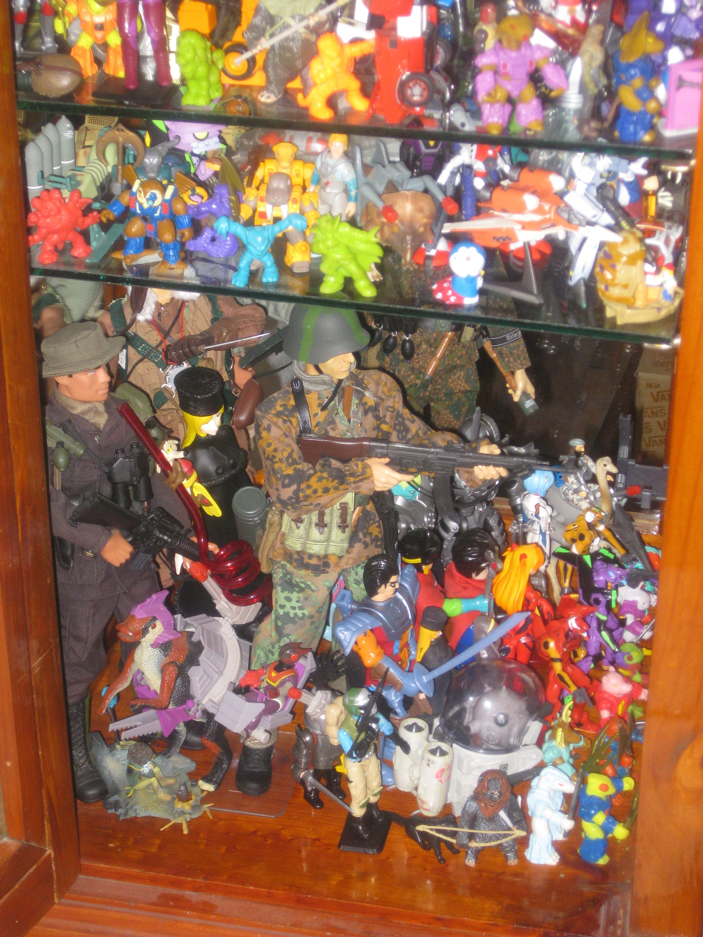 My 80´s Collection  Toy´s