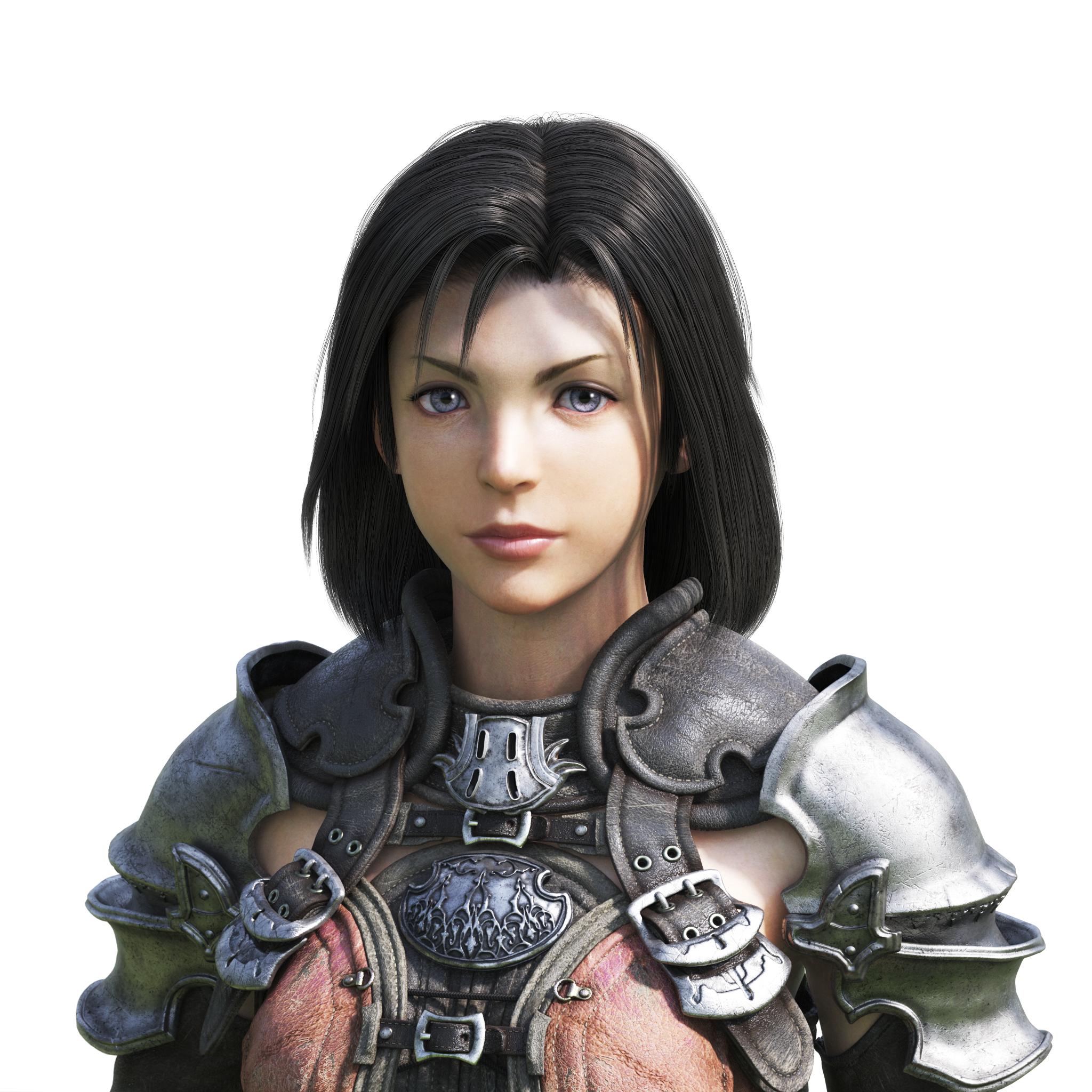 Final Fantasy xiii / Hyur female | Final fantasy ...  Final Fantasy Female Characters Wallpaper