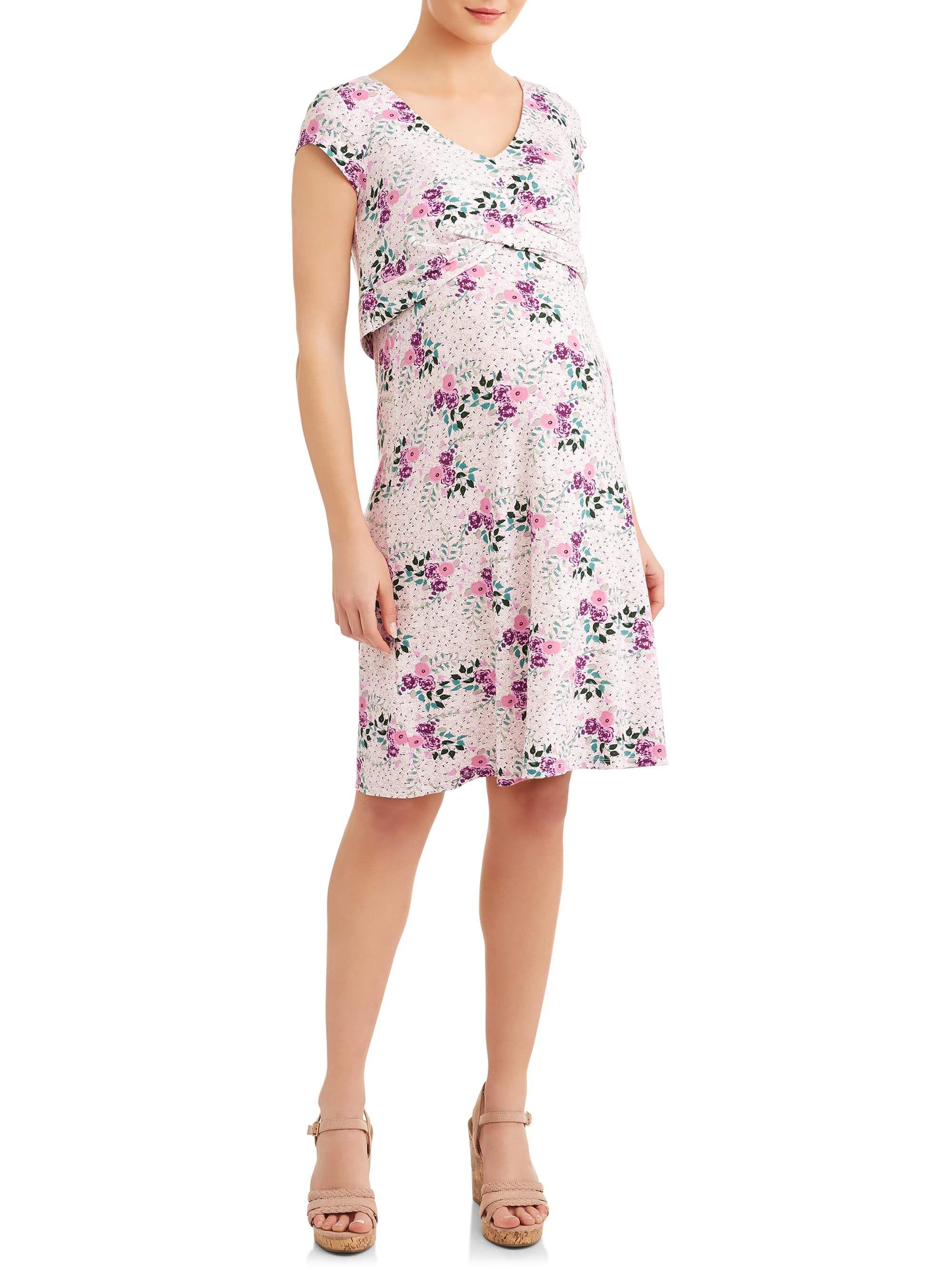 Maternity Cap Sleeve Lift Up A Line Nursing Wrap Dress Ad Sleeve Ad Lift Maternity Wrap Dress Dresses Casual Dress [ 2667 x 2000 Pixel ]