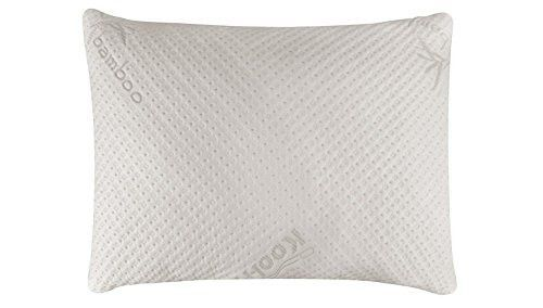 snuggle pedic ultra luxury bamboo shredded memory foam pillow products luxury and memory foam