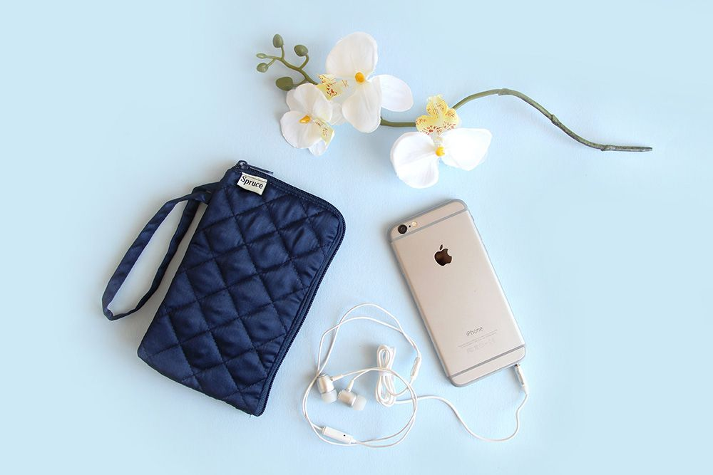 Cell Phone Pouch Blue The Perfect Way To Carry Your Cell Phone